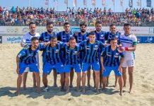 prima tappa campionato Serie A Beach Soccer Pisa Bs