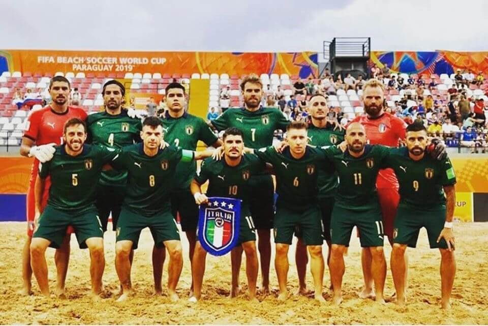 Coppa del Mondo Nazionale Italiana al secondo posto